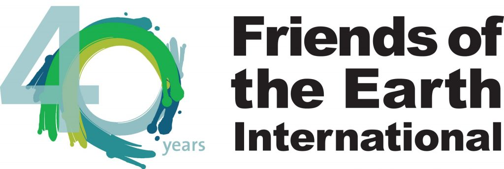 Forty Years of Environmentalism – Friends of the Earth International at 40