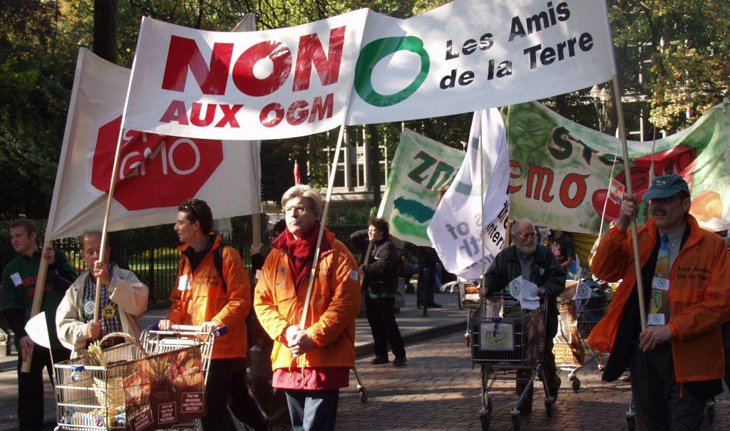 US still bullying EU to market GMOs