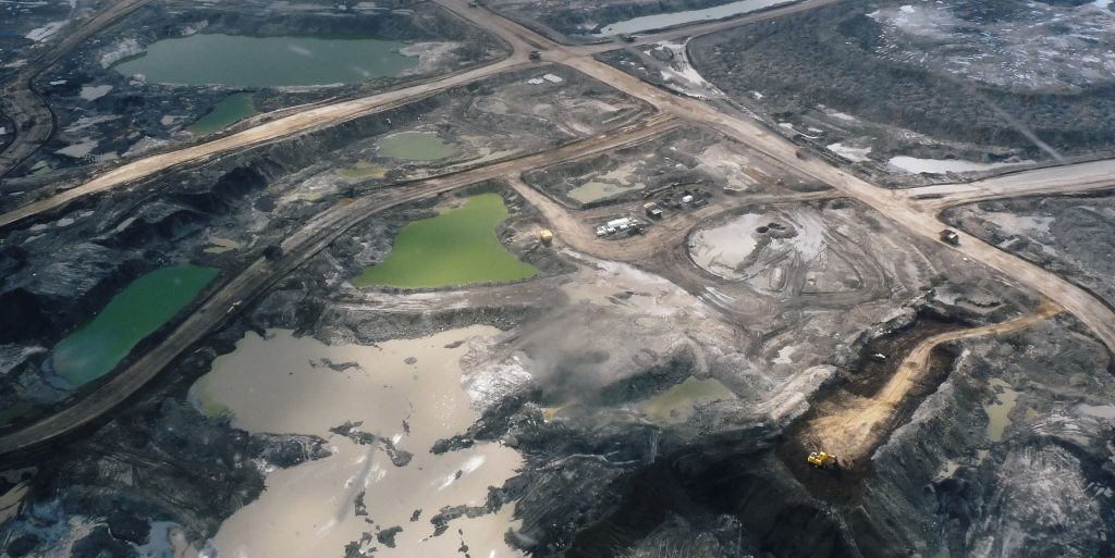 NEW REPORT: Canada's dirty tar sands lobby diary