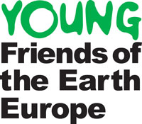 Young Friends of the Earth logo