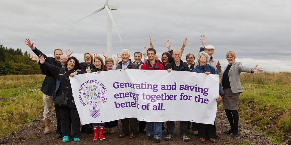 Celebrating community power across Europe