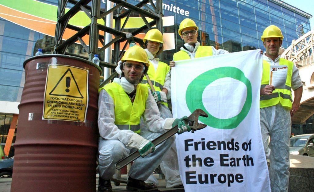 MEPs recognise dangers of fracking