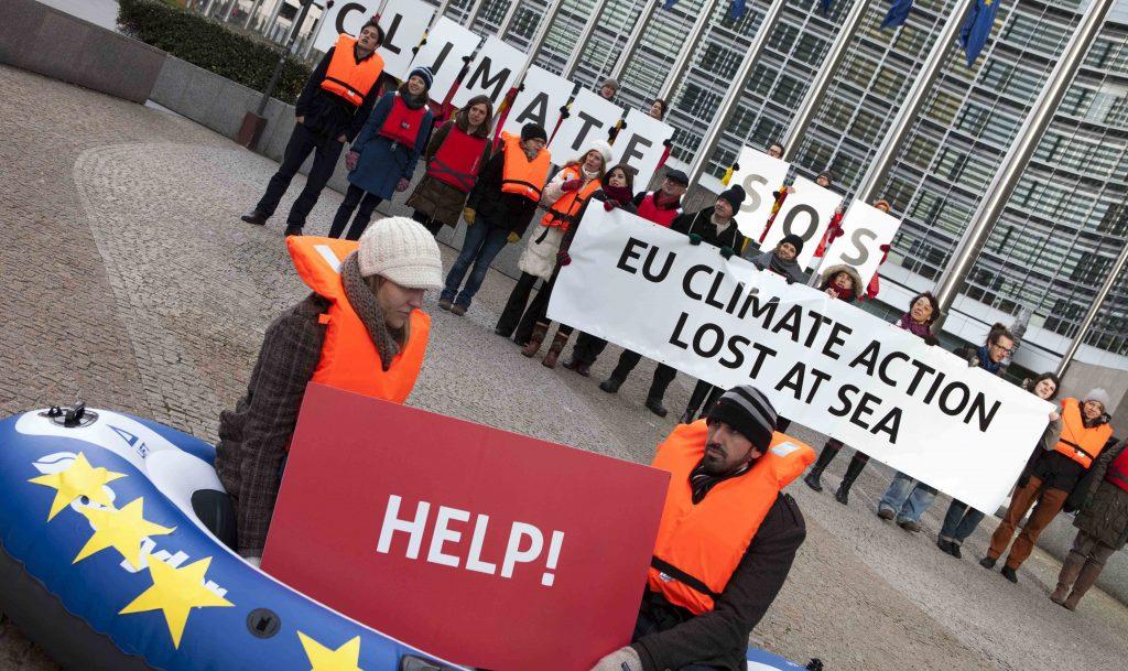 EU 2030 climate plan disregards science