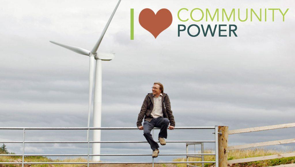 We love community power