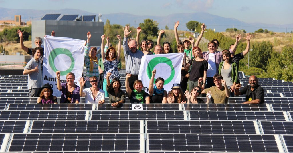 Bright future for community power in Spain