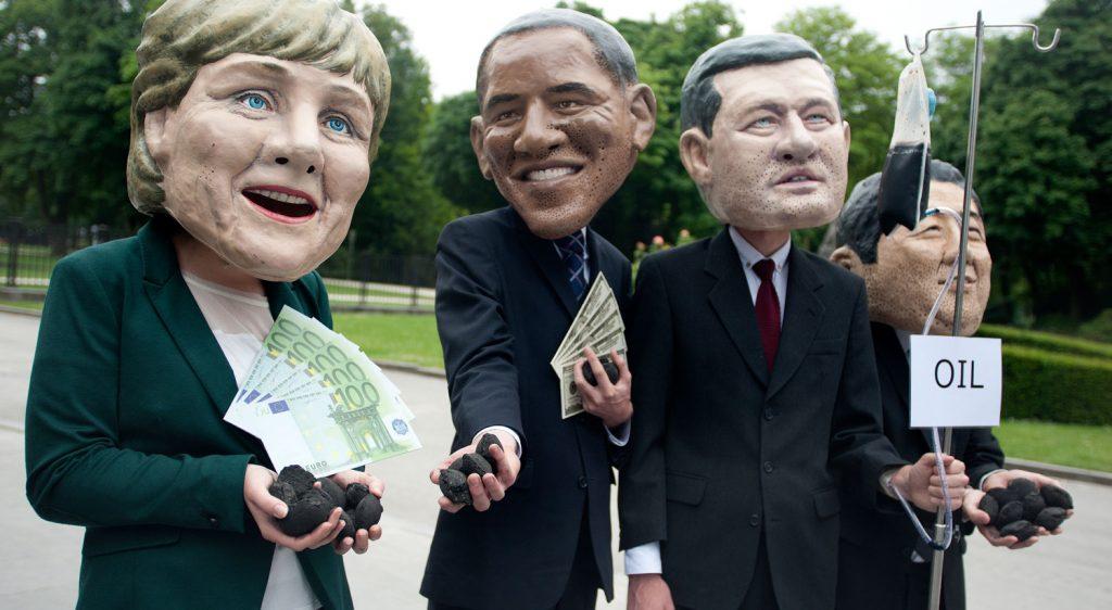 G7 must break dangerous dirty energy addiction