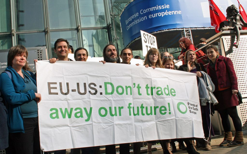 Ombudsman joins call to open up EU-US trade talks