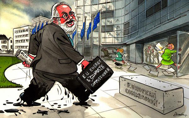 Cañete's conflicts of interests continue to concern