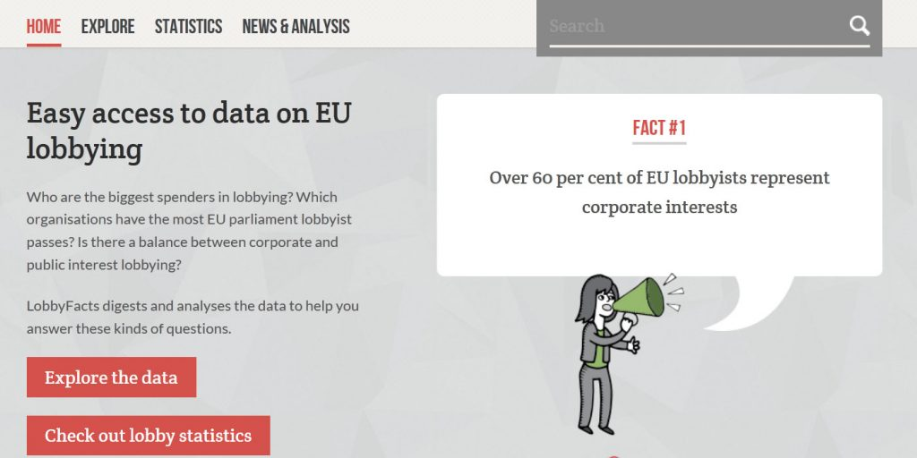 Hard facts on Europe's biggest lobbyists revealed