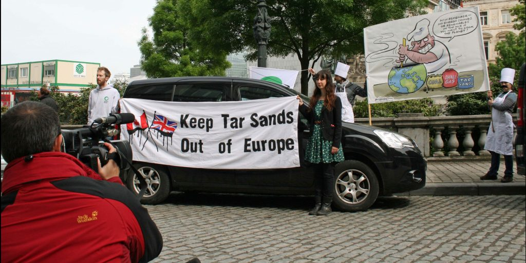 EU paves way for climate killing tar sands