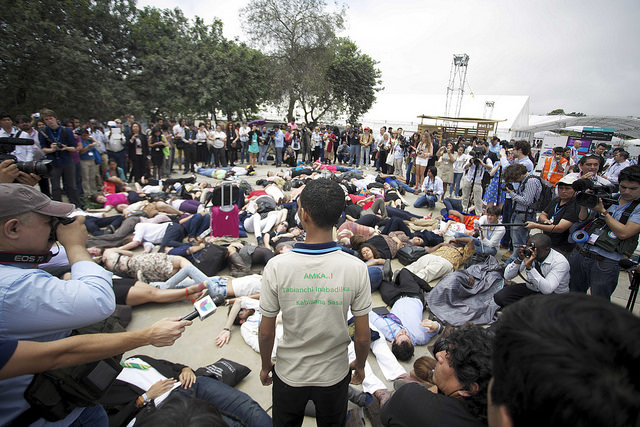 Lima climate talks do nothing to prevent climate disaster