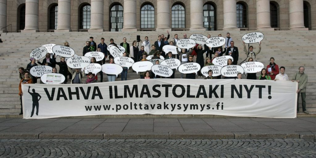 Huge new climate law passes in Finland