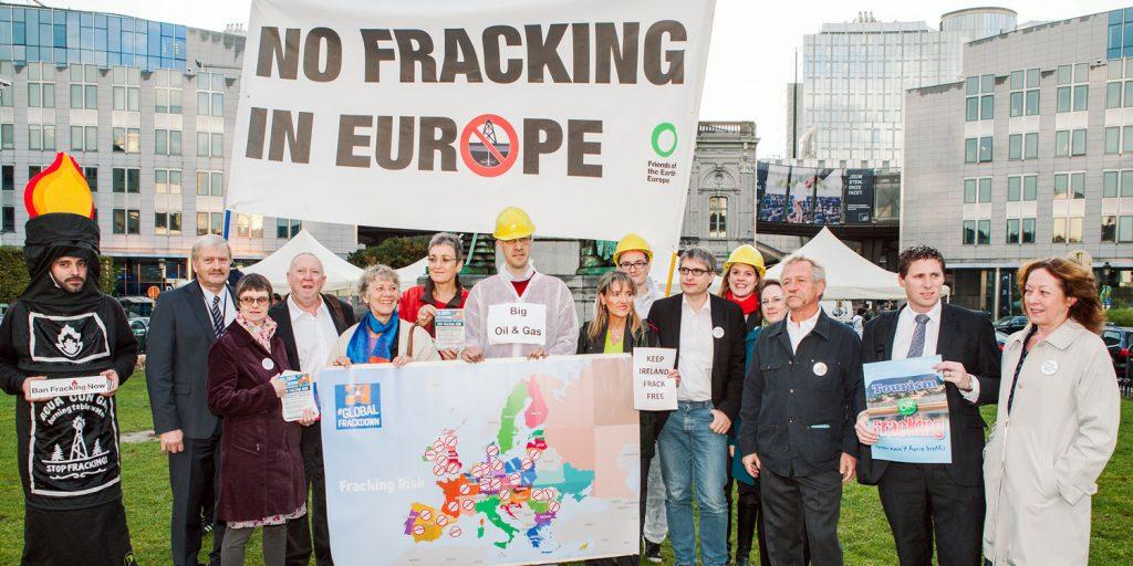 Toothless EU fracking regulations threaten citizens and environment