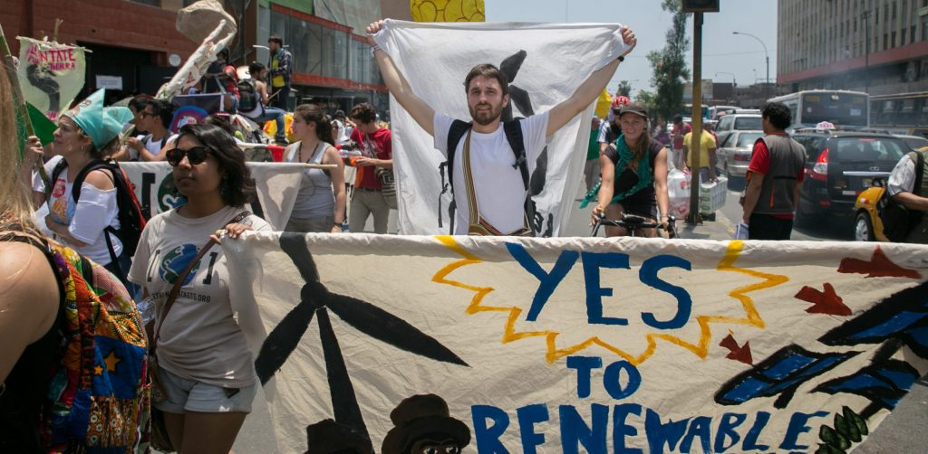 EU governments called on to make fossil fuels history