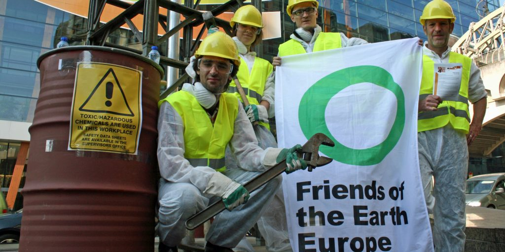 European Commission opening back door to fracking