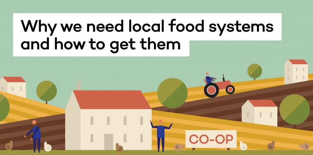 Communities taking control of the food revolution