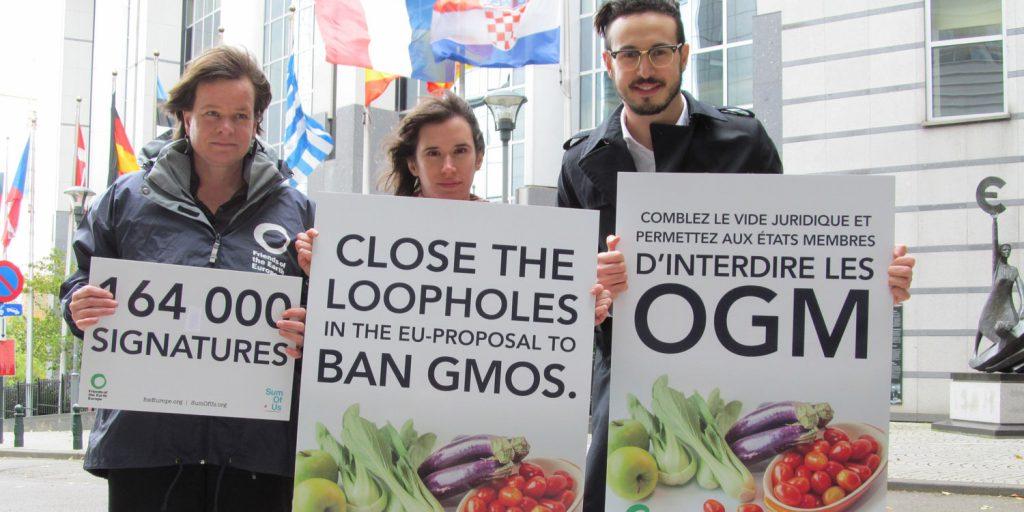 Juncker's empty GMO offer – is TTIP already in force?