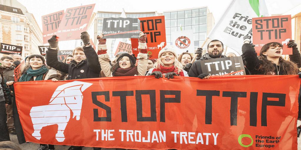 TTIP leak exposes EU's failure to protect the environment