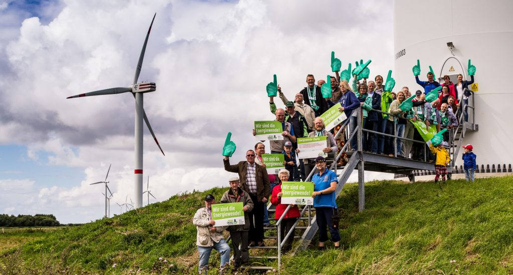Putting communities at the heart of renewables