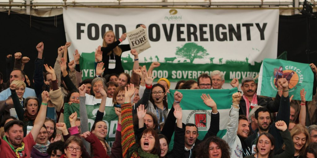 Food sovereignty takes root in Eastern Europe