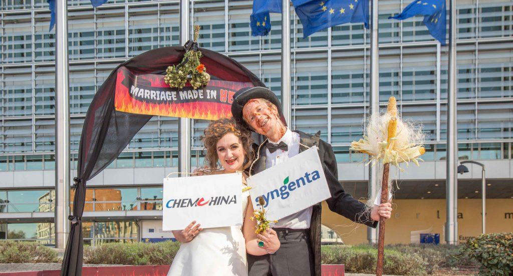 ChemChina-Syngenta mega-merger threatens farmers, food and nature