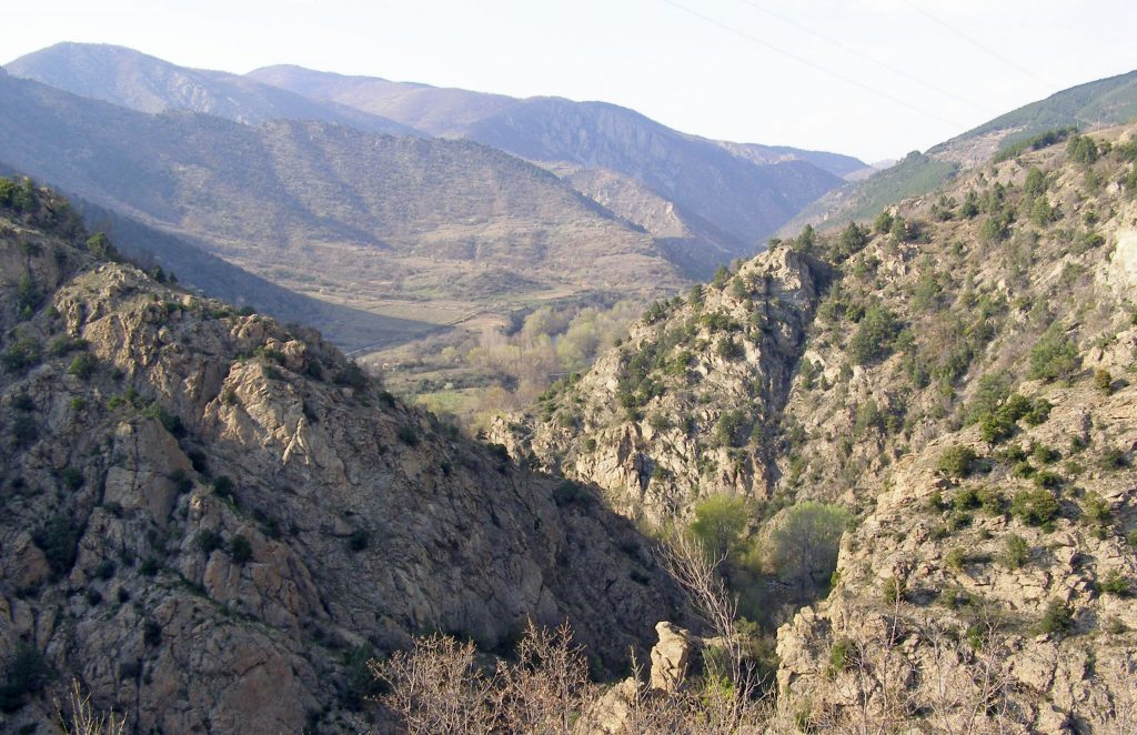 Bulgaria pulls EU funding request for motorway in Kresna gorge