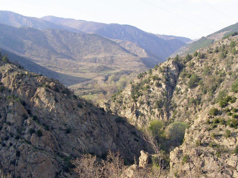 View of Kresna Gorge (Credit Ivo Hlebarov/Bankwatch)