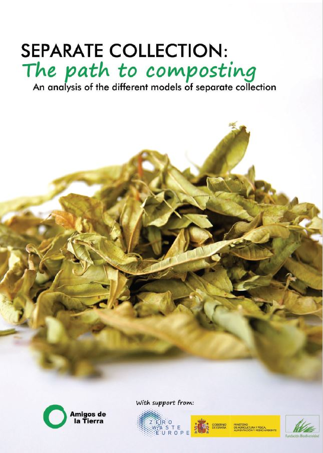 Separate collection: the path to composting cover