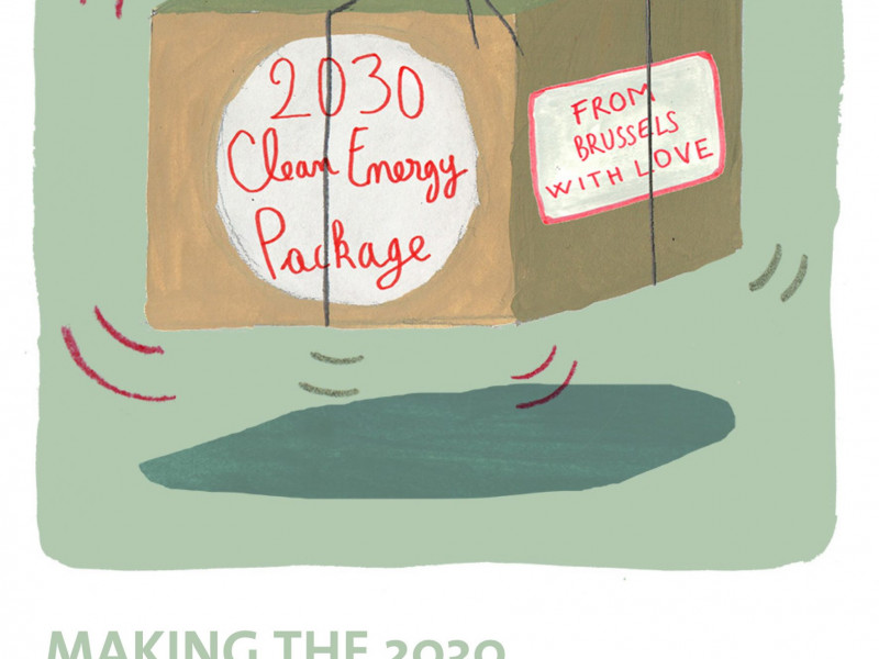Making the 2030 Clean Energy Package work for people (September 2017)