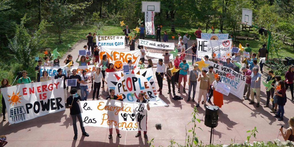 Europe-wide community power movement gathers momentum