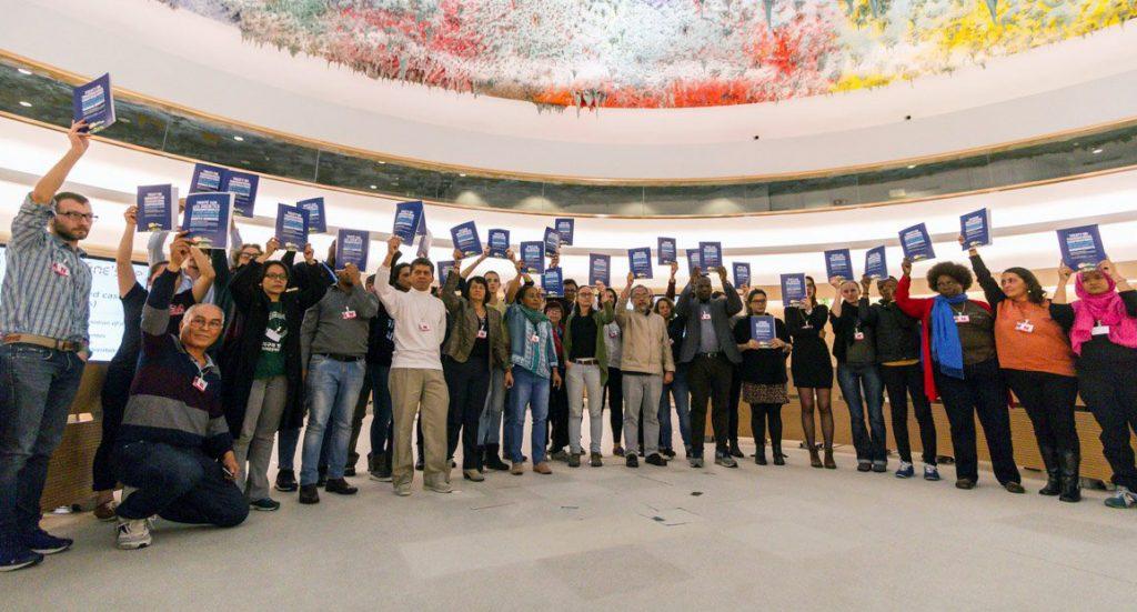 EU fails to derail UN Treaty negotiations