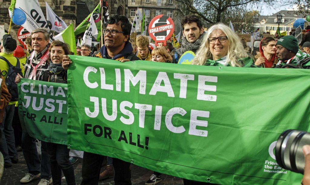 COP23: EU acts as if climate change a distant prospect