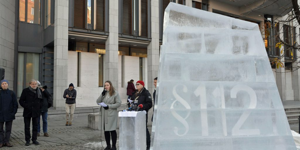 Norwegian government taken to court over Arctic oil drilling