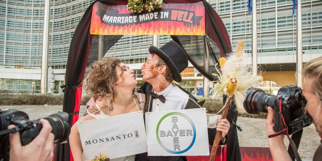 EU Commission gives green light to Bayer-Monsanto merger