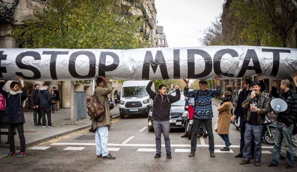 Climate incompatible France-Spain gas pipeline cancelled