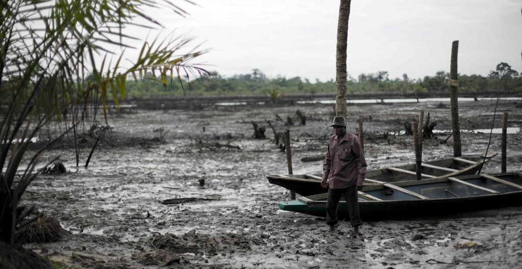 After decades of neglect, it's time to clean up Ogoniland's oil pollution