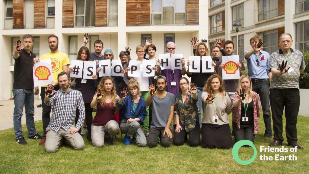 8 ways Shell fails the climate