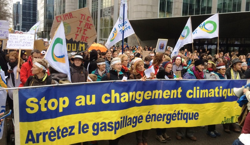UN climate talks: time running out to secure a safe future