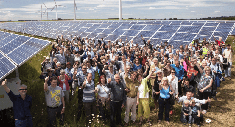 Europeans gain new rights to produce their own energy