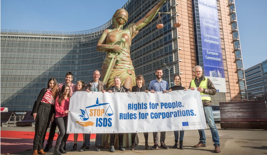 EU'S top court rules corporate courts are compatible with EU law