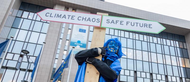 Sibiu summit – Europe and climate need transformational change