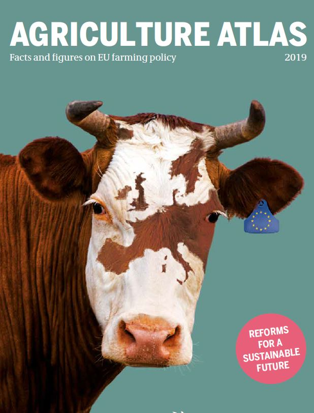Agriculture atlas cover