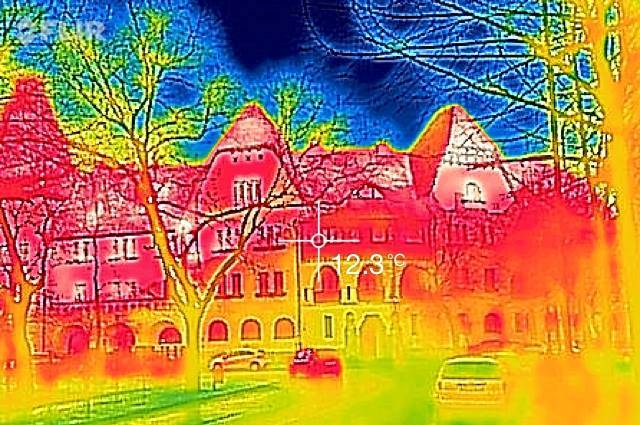 Cutting energy consumption in Budapest