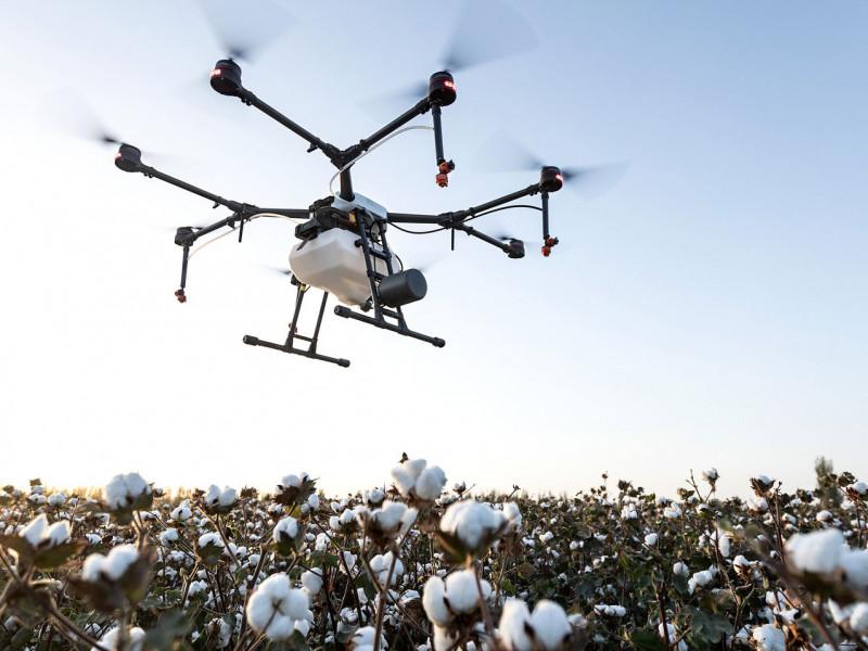 Digital farming - drone