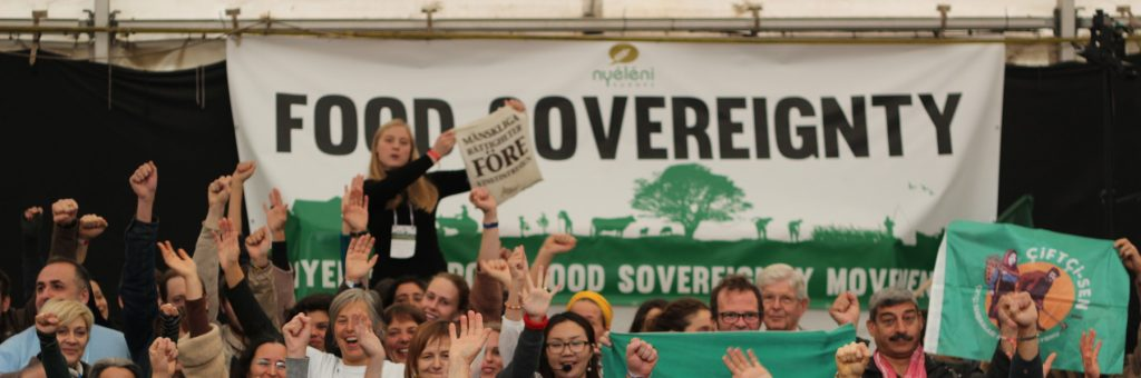 25 years of the food sovereignty movement