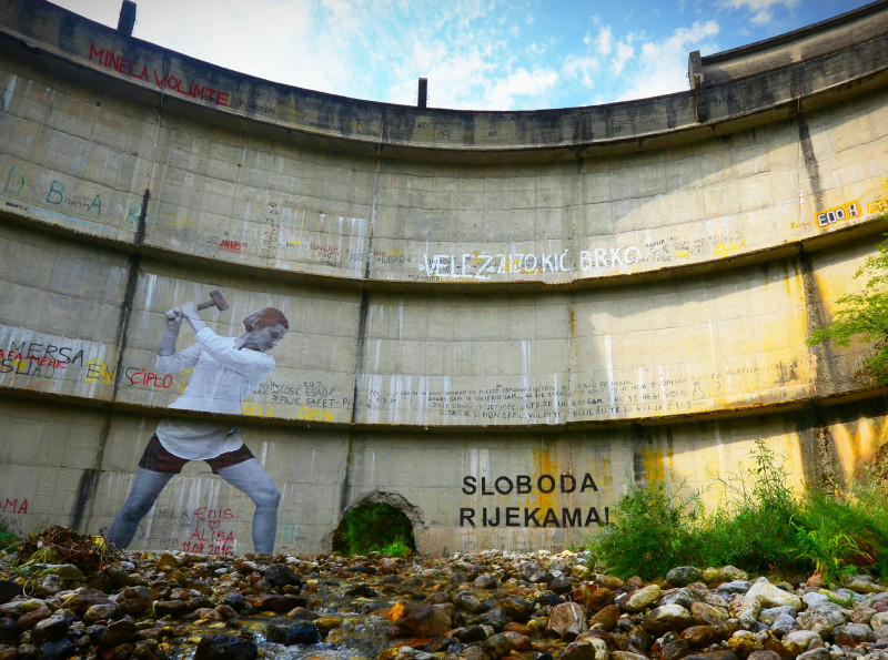 Bosnia & Herzegovina moves to ban construction of small hydropower plants