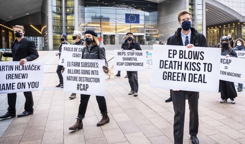 EU decision-makers reject real farming reform