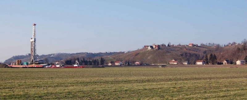 Ascent Resources intended to frack gas out of the Petišovci gas field in eastern Slovenia, but was unable to gain a permit