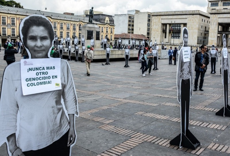 Colombia: Activists murdered during pandemic – #covidsolidarity