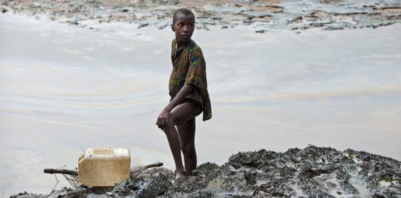 """Shell's oil pollution: Niger Delta people """"sick of waiting"""" for justice"""